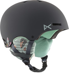 View the Anon Greta Womens Helmet - Tiki from the Women clothing range online today from Boarderline