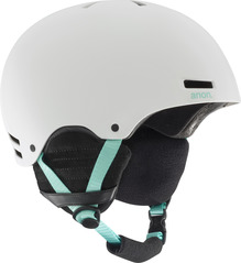 View the Anon Greta Womens Helmet - White from the Women clothing range online today from Boarderline