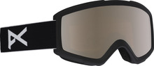 View the Anon Helix 2.0 Goggles - Black/Silver Amber from the Mens clothing range online today from Boarderline
