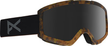 View the Anon Helix 2.0 Goggles - Tort/Dark Smoke from the Mens clothing range online today from Boarderline