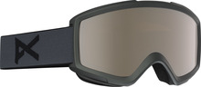 View the Anon Helix Goggle - Stealth/Silver Amber from the Mens clothing range online today from Boarderline