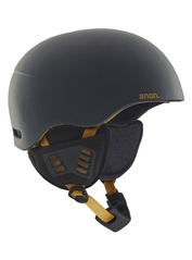 View the Anon Helo 2.0 Helmet - Dark Grey from the Men clothing range online today from Boarderline