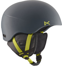 View the Anon Helo 2.0 Helmet - Glitchy Grey from the Men clothing range online today from Boarderline