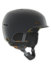 View the Anon Highwire Helmet - Dark Grey from the Men clothing range online today from Boarderline
