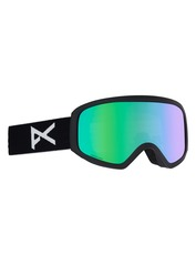 View the Anon Insight Goggles - Black/Green Solex from the Womens clothing range online today from Boarderline