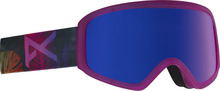 View the Anon Insight Goggles - Digi Tiki/Blue Cobalt from the Womens clothing range online today from Boarderline
