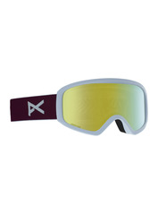 View the Anon Insight Sonar Goggles - Purple from the Womens clothing range online today from Boarderline