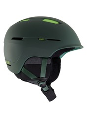 View the Anon Invert Helmet - Deer Mountain Green from the Men clothing range online today from Boarderline