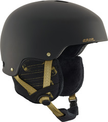 View the Anon Lynx Helmet - Frontier Black from the Women clothing range online today from Boarderline