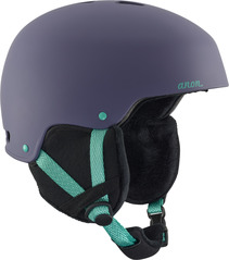 View the Anon Lynx Helmet - Gala Purple from the Women clothing range online today from Boarderline