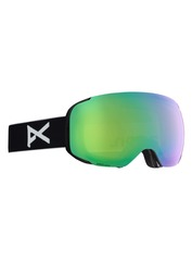 View the Anon M2 Goggles - Black/Sonar Green from the Mens clothing range online today from Boarderline