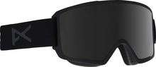 View the Anon M3 Goggles - Black/Dark Smoke  from the Mens clothing range online today from Boarderline