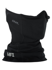 View the Anon MFI Lightweight Neck Warmer - Black from the Neckwarmers & Face Masks clothing range online today from Boarderline