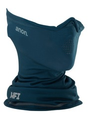 View the Anon MFI Lightweight Neck Warmer - Dark blue from the Neckwarmers & Face Masks clothing range online today from Boarderline