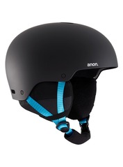 View the Anon Raider 3 Helmet - Black from the Men clothing range online today from Boarderline