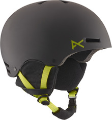 View the Anon Raider Helmet - Black/Green from the Men clothing range online today from Boarderline
