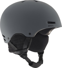 View the Anon Raider Helmet - Dark Grey from the Men clothing range online today from Boarderline