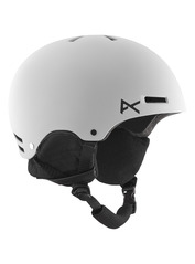 View the Anon Raider Helmet  White from the Men clothing range online today from Boarderline