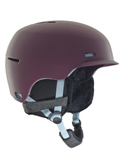 View the Anon Raven Helmet - Purple from the Women clothing range online today from Boarderline