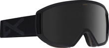 View the Anon Relapse Goggles - Smoke/Dark Smoke from the Mens clothing range online today from Boarderline