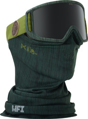 View the Anon Relapse MFI Goggles - HCSC/Green Solex from the Mens clothing range online today from Boarderline
