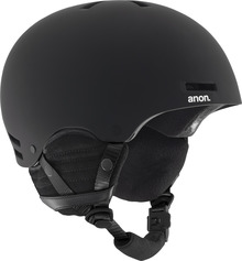 View the Anon Rime Kids Helmet - Black from the Kids clothing range online today from Boarderline