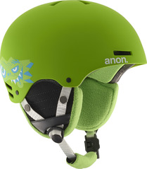 View the Anon Rime Kids Helmet - Gremlin from the Kids clothing range online today from Boarderline