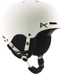 View the Anon Rime Kids Helmet - White from the Kids clothing range online today from Boarderline
