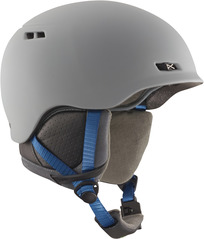 View the Anon Rodan Helmet - Grey from the Men clothing range online today from Boarderline