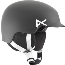View the Anon Scout Kids Helmet - Black from the Kids clothing range online today from Boarderline