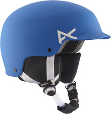View the Anon Scout Kids Helmet - Blue from the Kids clothing range online today from Boarderline