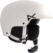 View the Anon Scout Kids Helmet - White from the Kids clothing range online today from Boarderline