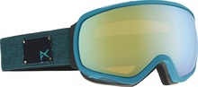 View the Anon Tempest Goggle - Morterial - Anon Womens Snowboard Goggle  from the Womens clothing range online today from Boarderline