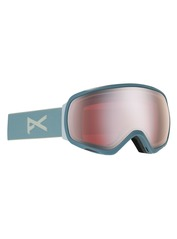 View the Anon Tempest Goggles - Slate/Sonar Silver from the Womens clothing range online today from Boarderline