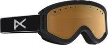 View the Anon Tracker Goggle - Black/Amber from the Kids clothing range online today from Boarderline
