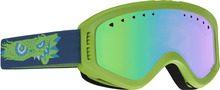 View the Anon Tracker Goggle - Gremlin/Green Amber from the Kids clothing range online today from Boarderline