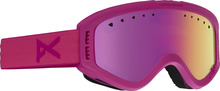 View the Anon Tracker Goggle - Pink/Pink Amber from the Kids clothing range online today from Boarderline