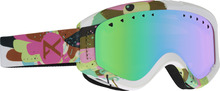 View the Anon Tracker Goggles - Birdie/Green Amber from the Kids clothing range online today from Boarderline