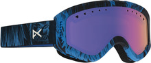 View the Anon Tracker Goggle - Sulley/Blue Amber from the Kids clothing range online today from Boarderline