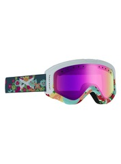 View the Anon Tracker Kids Goggles - Garden/Pink Amber from the Kids clothing range online today from Boarderline