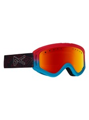 View the Anon Tracker Kids Goggles - Impossible/Red Amber from the Kids clothing range online today from Boarderline