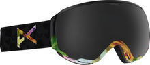 View the Anon WM1 Goggles - Black Widow/Dark Smokde from the Womens clothing range online today from Boarderline
