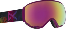 View the Anon WM1 Goggles - Digi Tiki/Pink Cobalt from the Womens clothing range online today from Boarderline