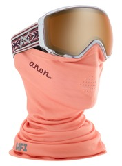 View the Anon WM1 MFI Goggles - Bohemian/Sonar Bronze from the Womens clothing range online today from Boarderline
