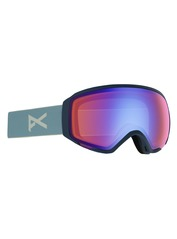 View the Anon WM1 Goggles - Slate/Sonar Blue from the Womens clothing range online today from Boarderline
