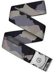 View the Arcade Belts - Ranger Belt - Grey Peaks Camo from the Belts & Wallets clothing range online today from Boarderline