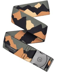 View the Arcade Belts - Ranger Belt - Ivy Green Peaks Camo from the Belts & Wallets clothing range online today from Boarderline