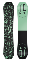 View the Bataleon Aerobic Snowboard 2017 - 154 from the Mens Snowboards clothing range online today from Boarderline