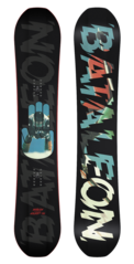 View the Bataleon Goliath Snowboard 2017 - 154 from the Mens Snowboards clothing range online today from Boarderline