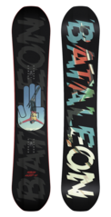 View the Bataleon Goliath Snowboard 2017 - 156 from the Mens Snowboards clothing range online today from Boarderline